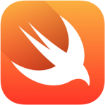 Apple Swift Logo