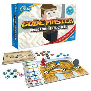 Code Master Programming Logic Board Game