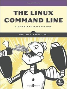 The Linux Command Line Cover